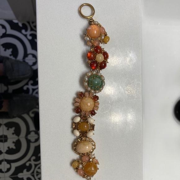 Talbots gemstone bracelet. In Great shape!!!l
